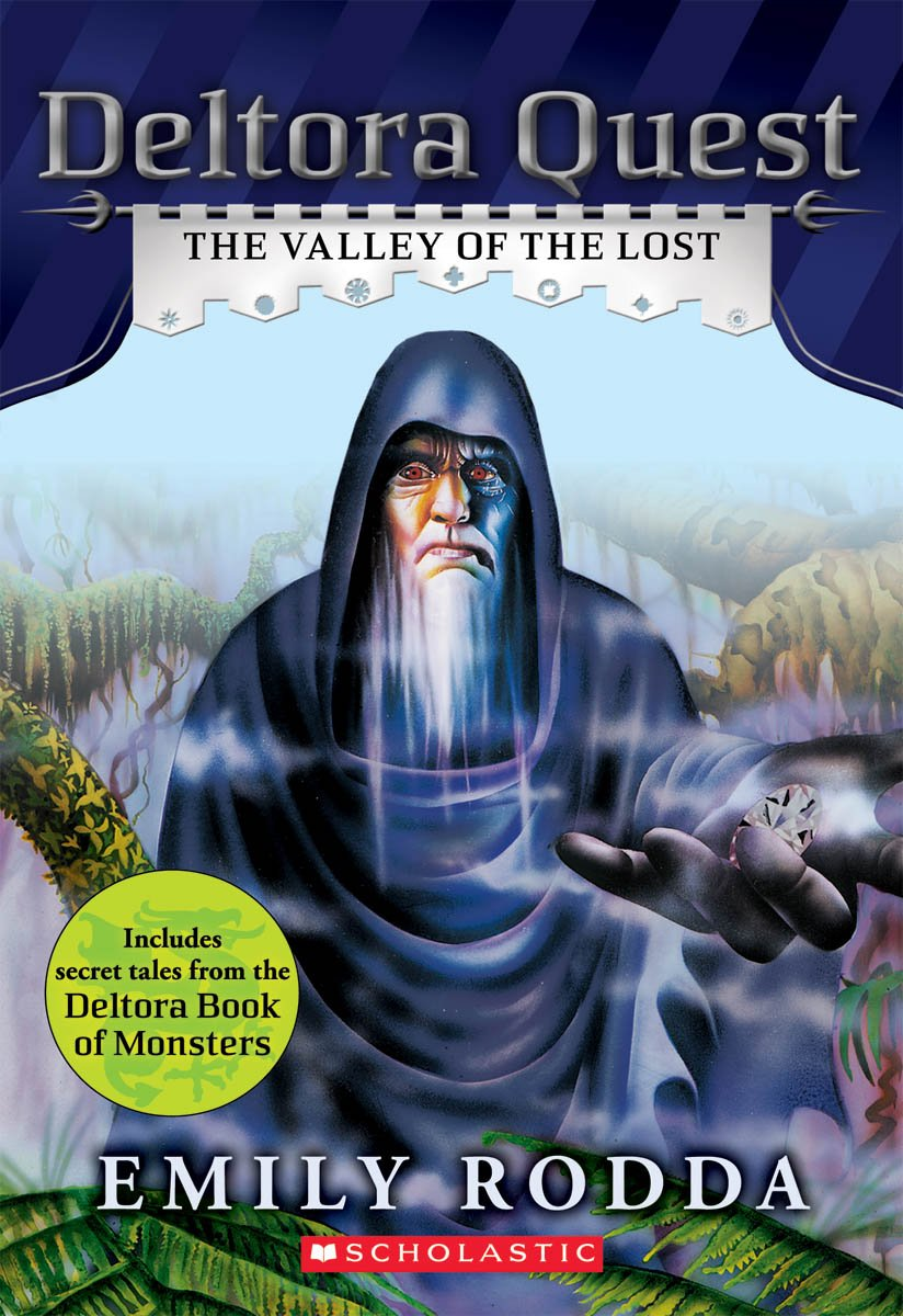 Deltora Quest #7: The Valley Of The Lost: Emily Rodda: 9780545460279:  Amazon: Books