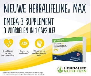 HERBALIFE Herbalifeline® MAX 30 cápsulas