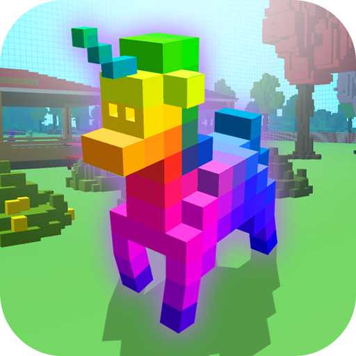 Pony Spinner - Bright World Magic Friendship Ponies Stable: Pink Unicorn Crafting Game For Girls