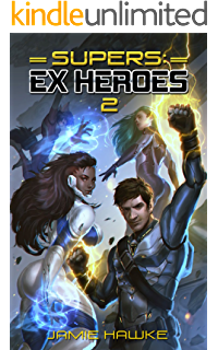 supers ex heroes english edition
