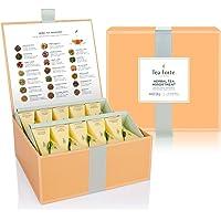 Caja de Té Herbal Surtido de Degustación 40