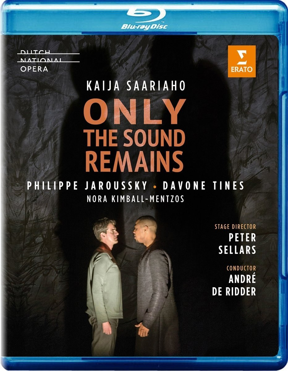 Blu-ray : Philippe Jaroussky - Saariaho: Only The Sound Remains (Blu-ray)
