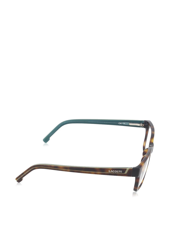 d7e496e6631 Amazon.com  LACOSTE Eyeglasses L2692 214 Havana 54MM  Clothing