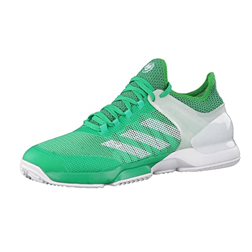 huge discount 7260e 2dfb9 Chaussures de Tennis Adidas Adizero Ubersonic 2 Clay Vert Taille FR - 46  13 Amazon.es Zapatos y complementos
