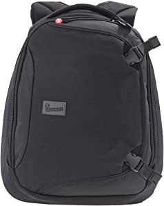 Crumpler The Dry Red No 5 Laptop Backpack Backpack Black One Size