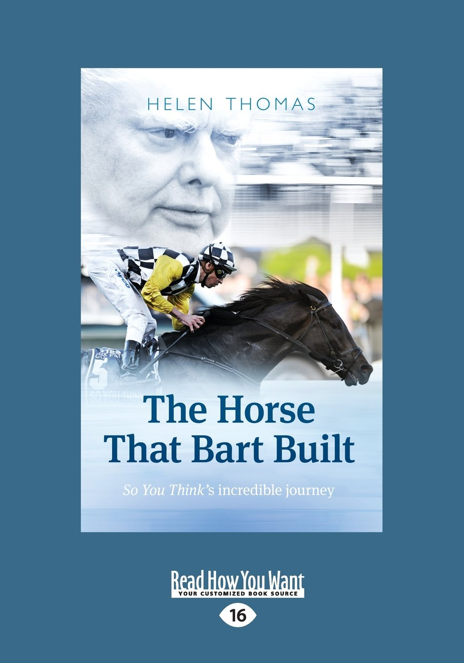 The Horse that Bart Built: So You Think's Incredible Journey pdf