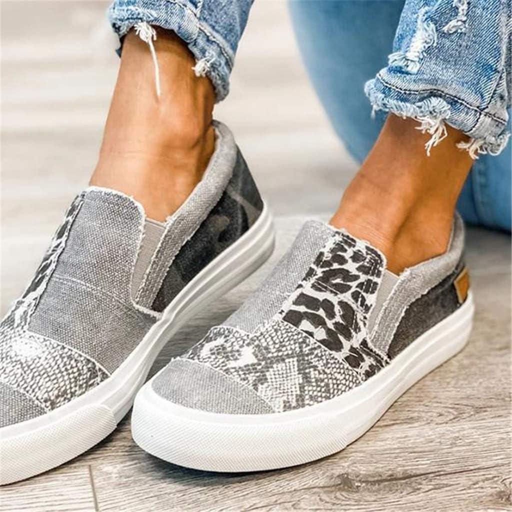 Damen Slipper Loafers Klassische Freizeit Schuhe Basic Slip Ons 896090 Mode