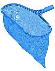 VABNEER Net Leaf Skimmer Landing net Plastic Mesh Net Skimmer Clean Tool for deep Swimming Pool Pond Hot Tub Fountain Fish Tank