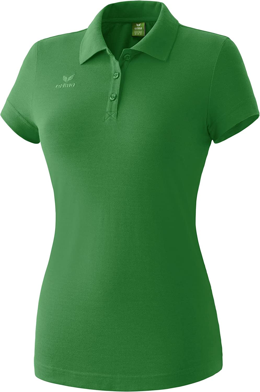 Erima »Basic Line« Teamsport Poloshirt für Damen smaragd