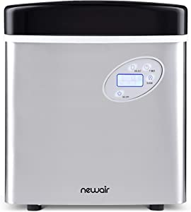 NewAir-AI-215SS-Portable-Ice-Maker