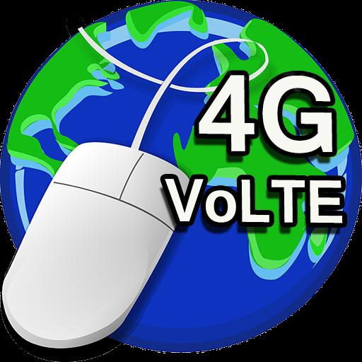 4G Volte Browser