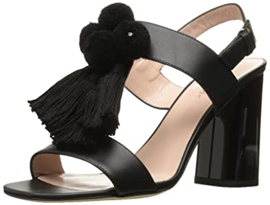 90a88326a4f8 Amazon.com  Kate Spade New York Women s Central Too Heeled Sandal ...