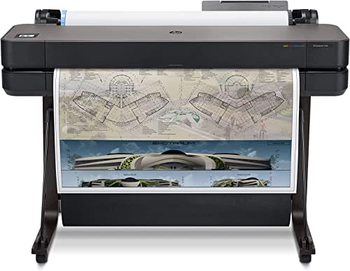 HP Designjet T630 Large Format Wireless Plotter Printer
