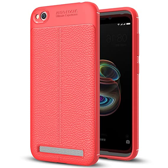 online retailer 813ad e45a7 Amazon.com: Xiaomi Redmi 5A Case, Xiaomi Redmi 5A Faux Leather Case ...