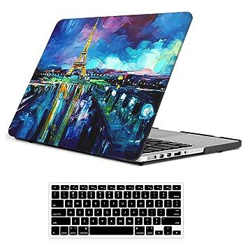 iCasso - Carcasa rígida para MacBook Pro Retina de 15 ...