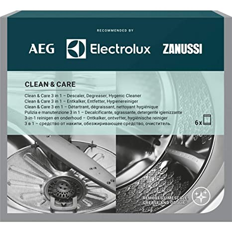 ELECTROLUX - Clean and Care - 9029799187: Amazon.es: Grandes ...