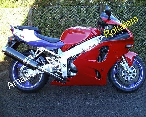 Amazon.com: Custom Race Fairing Fit For Kawasaki Ninja ZX7R ...