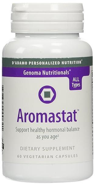 Amazon.com: D adamo personalizado Nutrición aromastat 60 ...