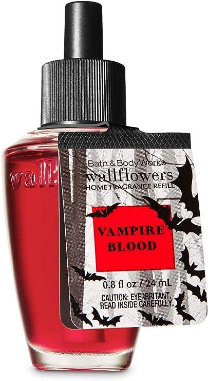 【Bath&Body Works/バス&ボディワークス】 ルームフレグランス 詰替えリフィル ヴァンパイアブラッド Wallflowers Home Fragrance Refill Vampire Blood [並行輸入品]