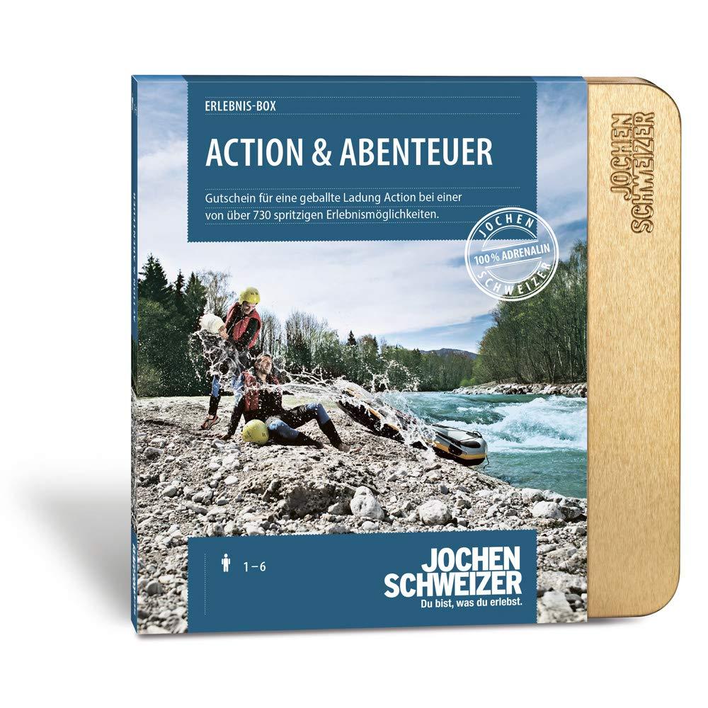 Jochen Schweizer Erlebnis-Box 'Action & Abenteuer'