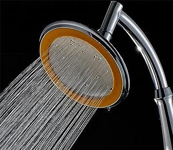 Yanfei Handheld Duschkopf Bester Hochdruck 360 Einstellbare