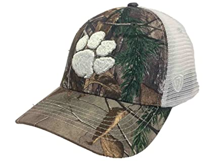 best service b43d3 7952d ... inexpensive top of the world clemson tigers tow realtree camouflage mesh  yonder adjustable snapback hat cap