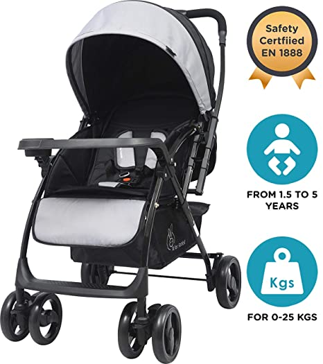 ebf991db606 R for Rabbit Cuppy Cake Grand Stroller Pram -Smart Elegant Baby Stroller  and Pram