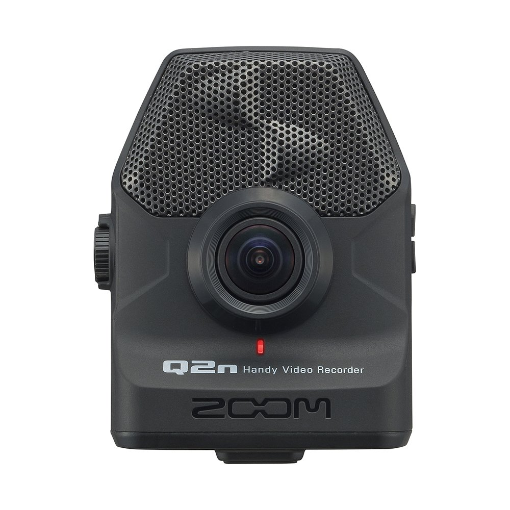 ZOOM ズーム ハンディビデオレコーダー Q2n レンズフードセット B074MW3B3F