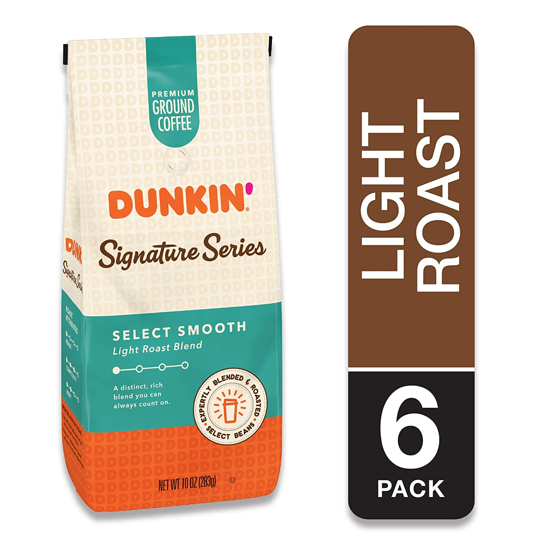 Reviews Dunkin' Donuts Original Blend Medium Roast Ground ...