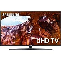 """Samsung UE50RU7400U Smart TV 4K Ultra HD 50"""" Wi-Fi DVB-T2CS2, Serie RU7400 2019, 3840 x 2160 Pixels, Grigio"""