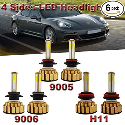 led headlights for 2006 toyota corolla