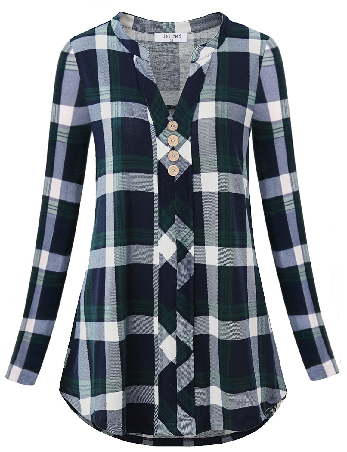 5de3a0953865a Ladies Green Checked Shirts - Cotswold Hire