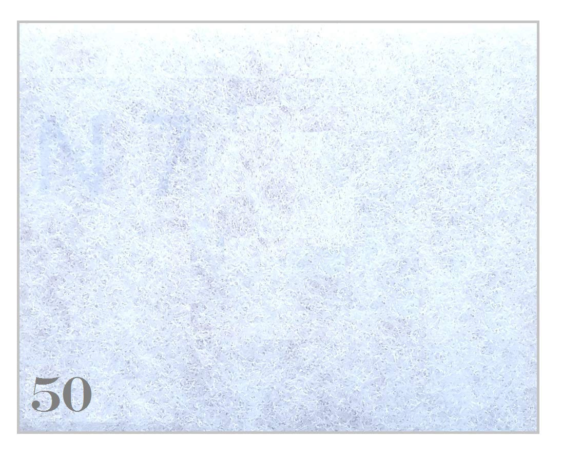 50 Filter G2 für Meltem Classicline Lüfter VARIO II VF-CL V-II VF 4670 2670