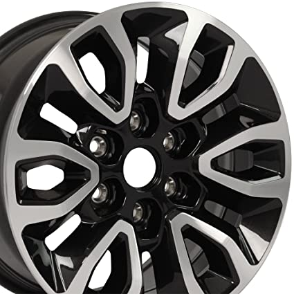 Ford F150 Wheels >> Amazon Com 17 Ford F150 Raptor Factory Original Oem Wheels Set