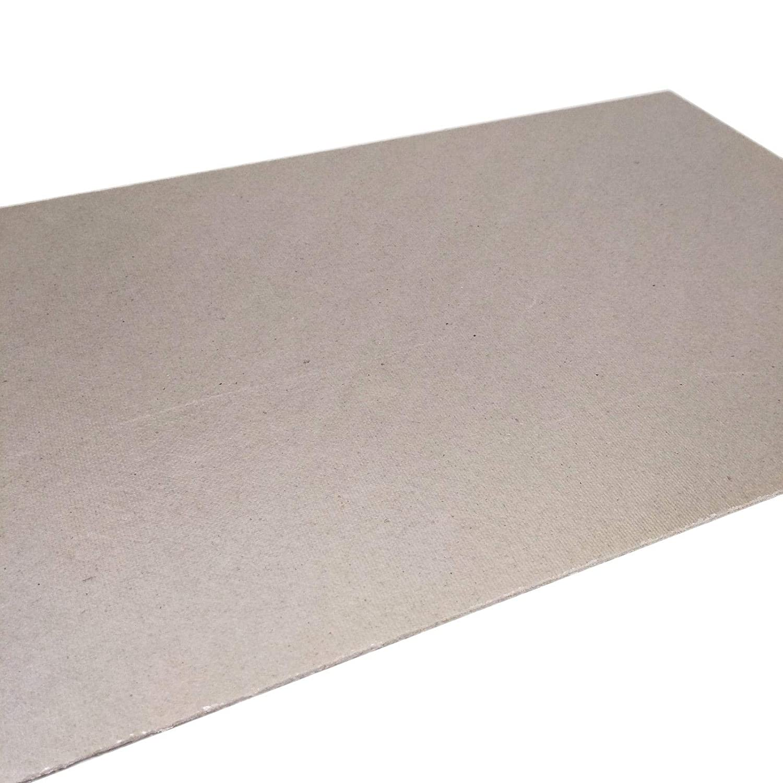 5pcs 0.7 x 200 x 300mm Mica Heat Resistant Insulation Flexible Sheet CGjiogujio