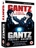 Gantz/Gantz 2 Perfect Answer - Movie Double Pack [DVD]