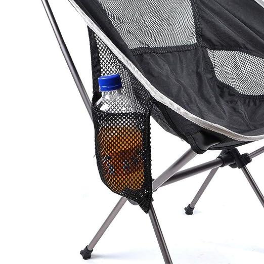 FFyy J Silla Plegable de Pesca Mini Silla de Camping Silla de ...