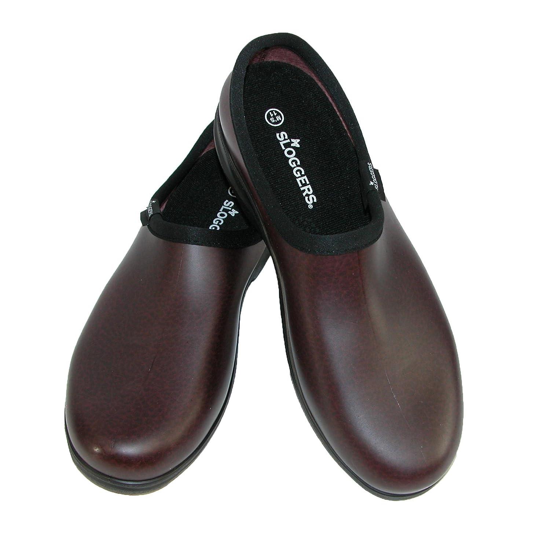 Sloggers Men's Waterproof Comfort Shoes Brown 11