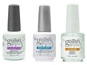 Gelish nail kit amazon uk