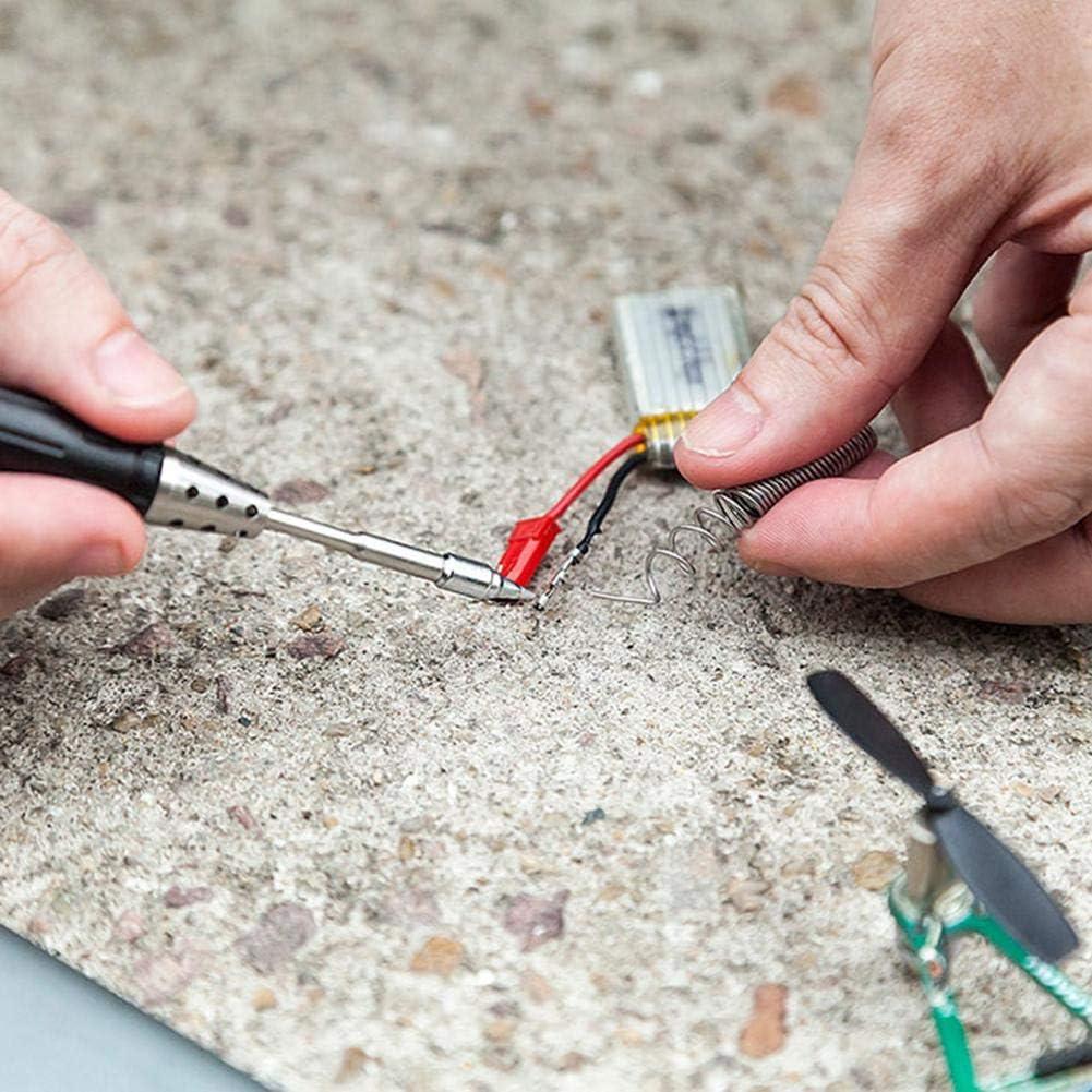 starter Intelligenter Elektrischer L/ötkolben USB-Typ Mini TS80 Tragbarer Elektrischer L/ötkolben Einstellbare Temperatur-Digital-L/ötstation OLED-Anzeige