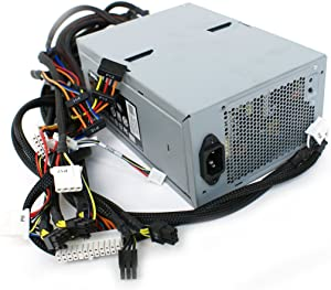 Genuine Dell 1000W Watt U662D, UR006, H1000E-01 XPS 730 730X Tower, Alienware Area-51 ALX Tower Power Supply Unit Brick PSU with Wiring Harness Compatible Part Numbers: U662D, UR006, H1000E-01, JP633