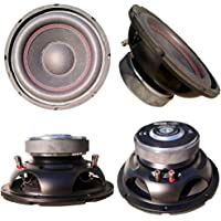 Master Audio CW800/4+4TP subwoofer 400 vatios rms 800