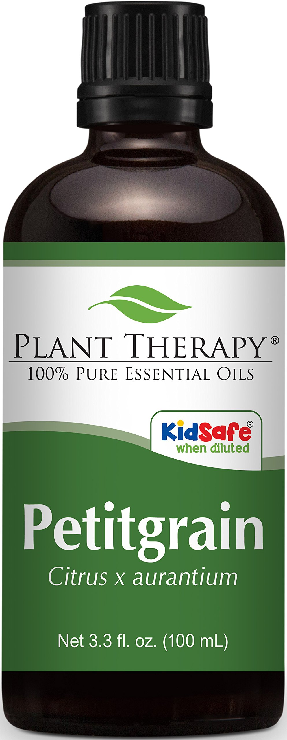 Plant Therapy Petitgrain Essential Oil 100 mL (3.3 oz) 100% Pure, Undiluted, Therapeutic Grade by Plant Therapy (Image #1)