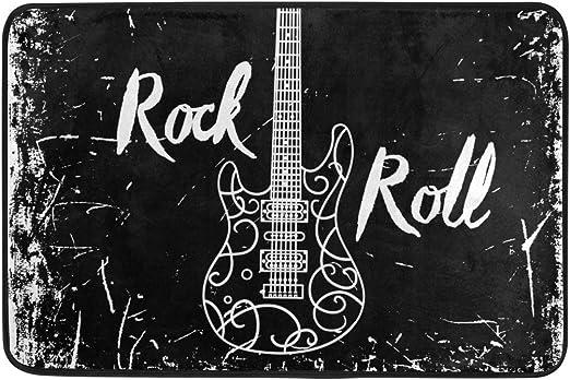 COOSUN Guitarra eléctrica y Las Letras Rollo de la Roca en el ...
