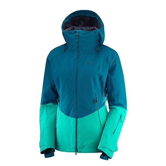 SALOMON QST Guard Jacket Damen: : Bekleidung