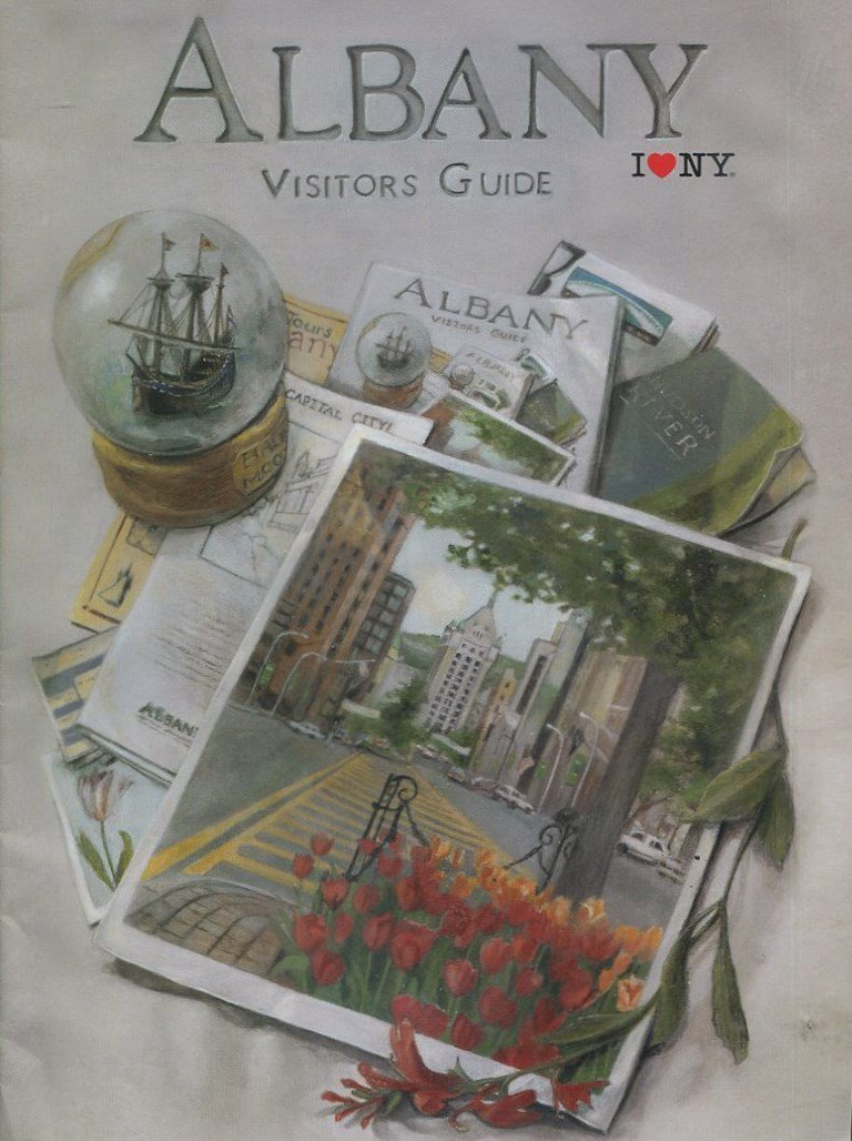 Read Online ALBANY VISITORS GUIDE 2005 /NEW YORK STATE /ILLUSTRATED MAGAZINE FORMAT /ITINERARIES+++ ebook