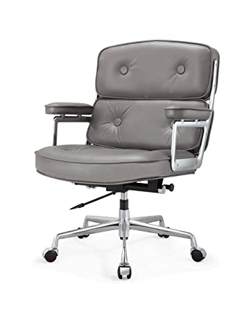 Meelano 310-GRY Office Chair, One Size, Grey