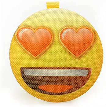 AOMAIS Emoji Portable Bluetooth Speaker with Built-in Mic