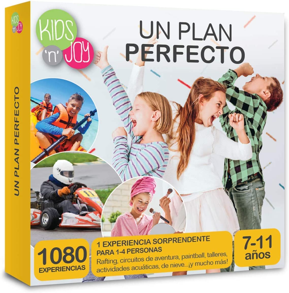 kids n joy un plan perfecto