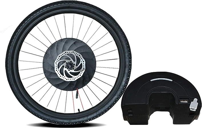 GJZhuan Eléctricos De La Conversión De La Bicicleta Kit 36V Camino De MTB Delantera De La